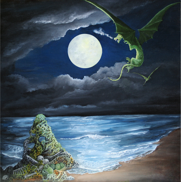 The Dragon, the Moon and the Sea